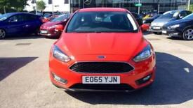 2015 Ford Focus 1.6 TDCi 115 Zetec 5dr Manual Diesel Hatchback