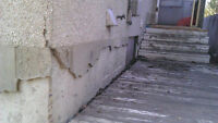 Stucco and Parging Repairs Done RIGHT!