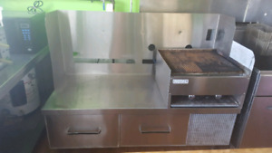 Restaurant Food Equipment Stand
