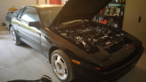 1987 Toyota Supra Turbo. Good Shape!
