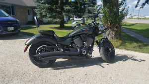 2015 Victory Gunner FULL FACTORY WARRANTY