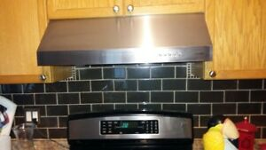 "30"" Stainless steel Nexstyle Range hood Fan"