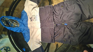 18 month Carter Winter Jacket and snow pants. Windsor Region Ontario image 1