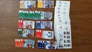 Grey Cup Stamps