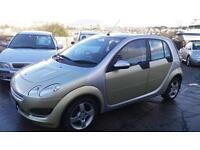 2005 Smart forfour 1.5 CDI ( 95bhp ) Semi-Automatic diesel