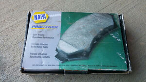 Front Brake pads for Avalanche 2004