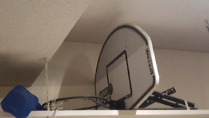 BASKETBALL NET - BASICALLY FREE - MAKE ME AN OFFER