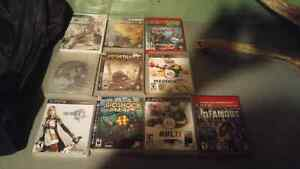 Ps3 or wii games