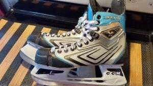 patins à glace, patins de hockey, artistiques enfant, ado, adult