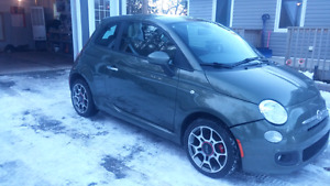 Selling a 2012 fiat 500