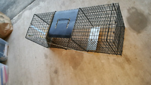 Large Trap cage $85 OBO