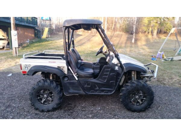 Yamaha 2012 700 rhino for sale canada for Yamaha grizzly 700 for sale