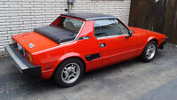 1979 Fiat X19 Bertone Targa