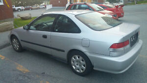 2000 Civic Coupe - $1000 obo