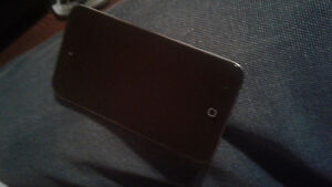 Apple iPod touch screen