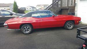 1972 Pontiac LeMans Luxury For Sale