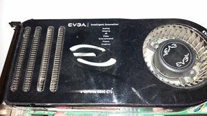 EVGA e-GeForce  8800GTS 320 MB video card
