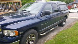 2004 dodge ram excellent condition E-tested