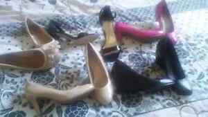 Women shoes size 6 /$10 aech