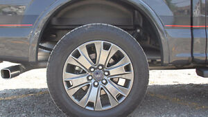 20 inch OEM FORD F150 Rim\Tire Package  EXCELLENT condition!
