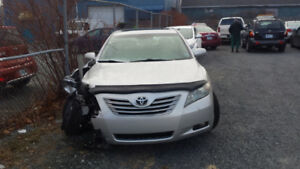 Toyota camry hybrid for parts
