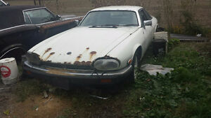 1988 jag xjs rebuild or parts
