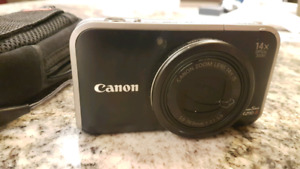 Canon PowerShot SX210 IS - 14.1 MP