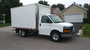 chevrolet express cube 2010 roues simple
