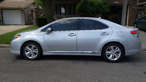 2011 Lexus HS 250h Premium Luxury Sedan