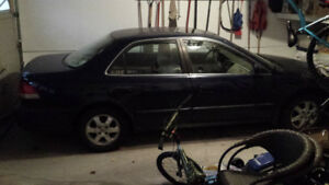 2002 Honda Other SE Sedan - as is condition