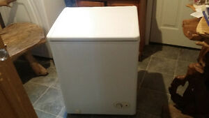 Danby compact chest  freezer in A shape Reduced to 150 firm