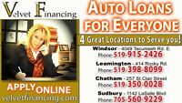 FIX YOUR CREDIT! Velvet Financing Auto Loans For Everyone!