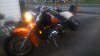 2001 Honda shadow sabre 1100