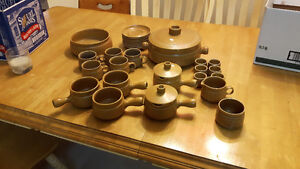 Langley mill pottery made in england
