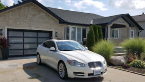 09 JAGUAR XF V8 LOW KMS 99.k