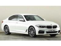 2017 BMW 5 Series 530d M Sport 4dr Auto Saloon diesel Automatic