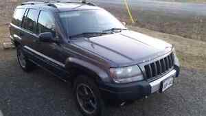 2004 Jeep Grand Cherokee Laredo 4x4 Rocky Mountain