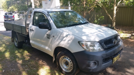 2010 Toyota Hilux Workmate Woronora Sutherland Area Preview