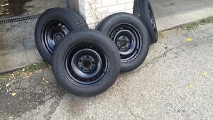 Set of Winter and Summer Rims+Tires Kitchener / Waterloo Kitchener Area image 5