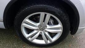 2013 Volkswagen Touareg 3.0 V6 TDI 245 Altitude 5dr Ti Automatic Diesel Estate