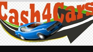 TOP ✔️CASH ✔️FOR SCRAP CARS &OLD CARS ☎️4166889875