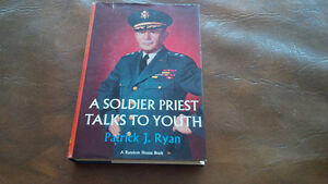 A Soldier Priest Talks to Youth, Bryan J. Ryan, 1963 Kitchener / Waterloo Kitchener Area image 1
