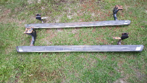 Running boards for a ford ranger