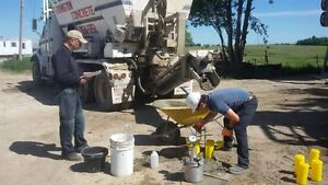 NBCC Readimix Concrete Supply (New Volumetric Truck) London Ontario image 3