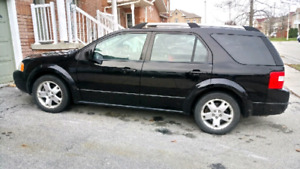 Ford Freestyle Limited Edition AWD 2008