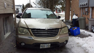 2004 Chrysler Pacifica SUV, Crossover- for Parts