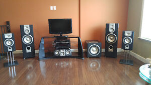 JBL Home Theater System