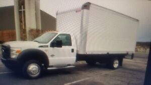 2011 Ford F450 Cube
