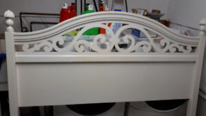 Headboard for double size bed.