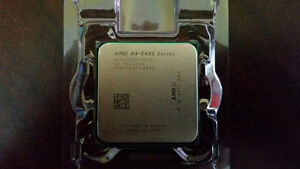 AMD A6-5400k FM2 (3.6GHz) w/ stock heatsink